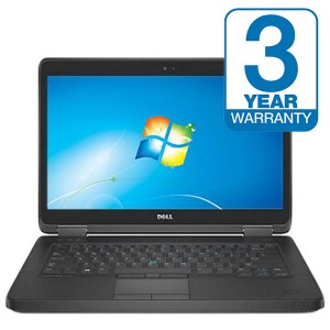 Dell Latitude E5440 i5 4th Gen Laptop, 3 Year Warranty, Grade A, 8GB RAM, 1TB HDD, HDMI, Warranty, Webcam