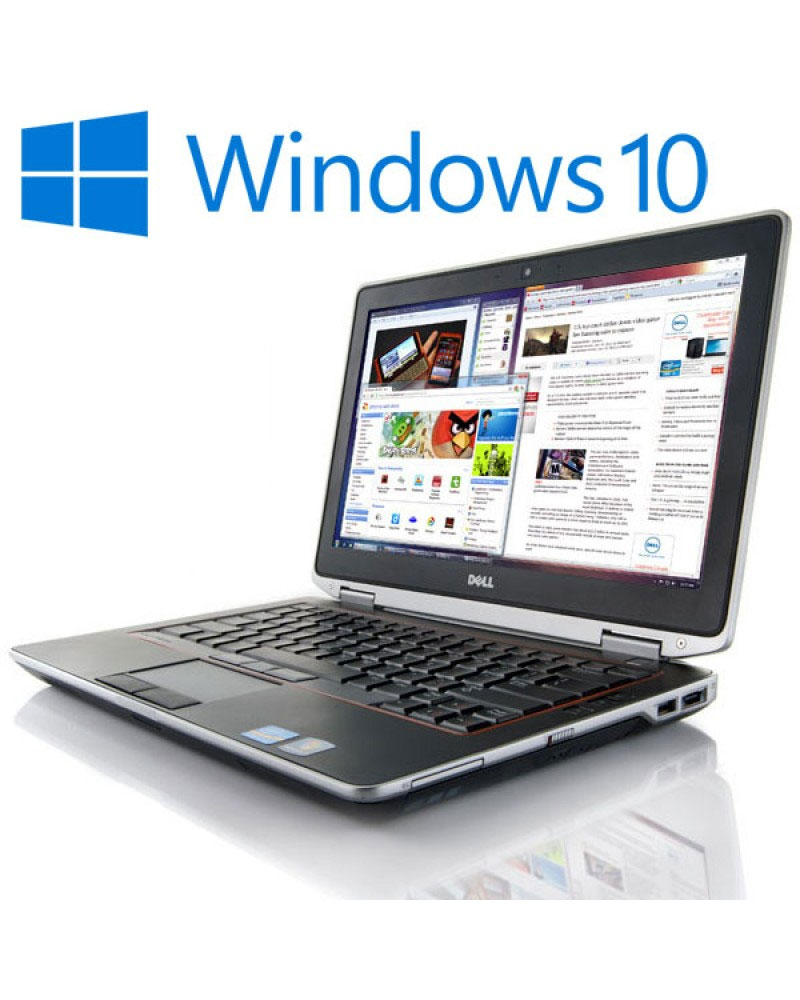 Dell Latitude E6430 Widescreen Refurbished Laptop with a 3rd