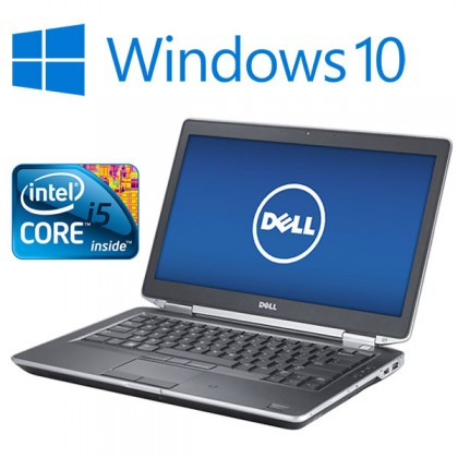Refurbished Dell Latitude E6430 Widescreen i5 Refurbished