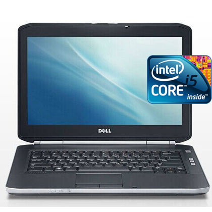 Dell Latitude E5420 Widescreen, 4GB, Wireless, i5 Laptop