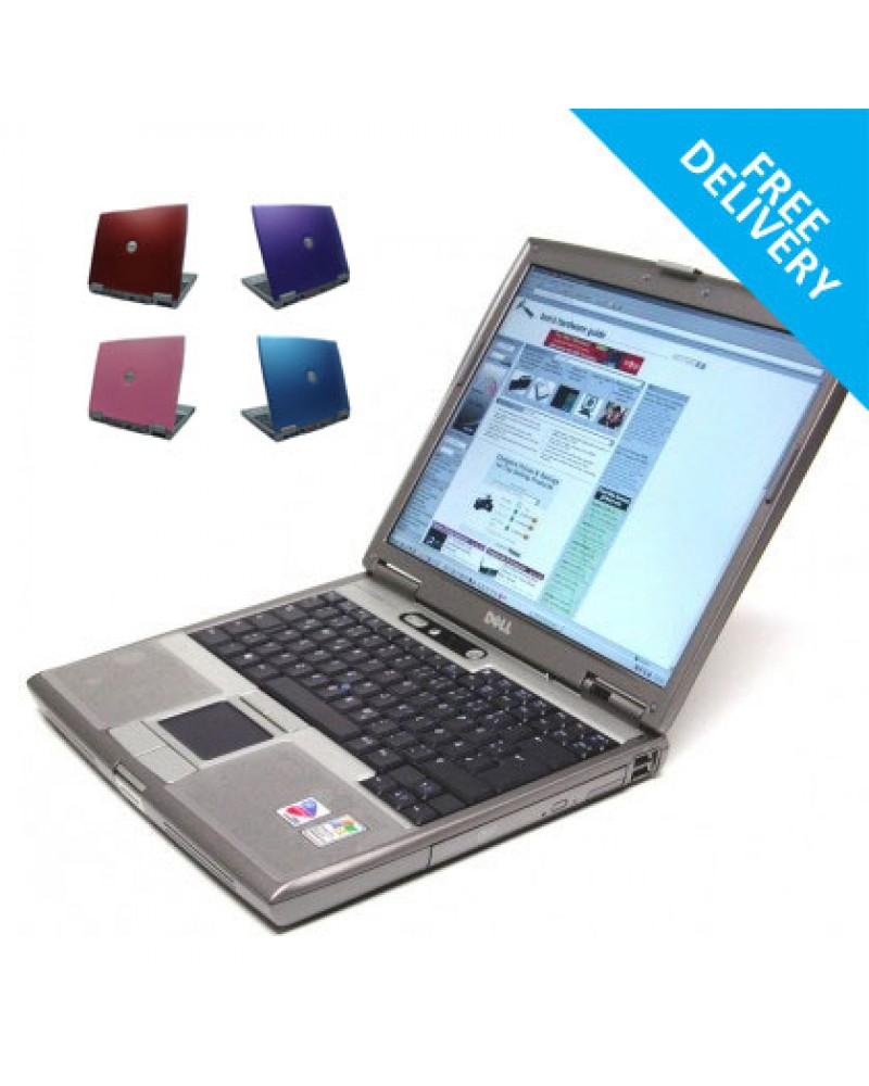 Cheap Colured Laptop, 2GB Memory, Wireless, DVD, Windows 7, HP,