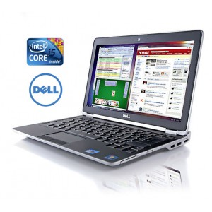 Dell Latitude E6220 Laptop, HDMI, Widescreen i5, 4GB RAM, Wireless, 2 Year Warranty