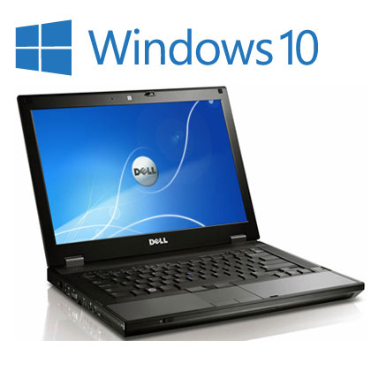 "Dell Latitude E6410 Laptop i5 2.67GHz 4GB 128GB SSD 14"" Windows 10 DVD-RW"
