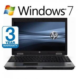 HP Elitebook 8440p, 3 Year Warranty i5 Laptop, 8 GB Memory, 1TB HDD, Wireless
