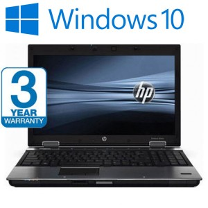 HP Elitebook 8440p, 3 Year Warranty i5 Laptop, 8 GB Memory, 500GB HDD, Wireless, 3 Year Warranty, Office