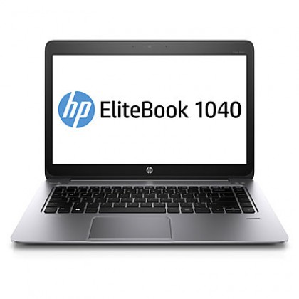 HP EliteBook Folio 1040 G1, i5 Laptop,  8GB Memory, 128GB SSD HDD, Ultrabook, Wireless, Warranty
