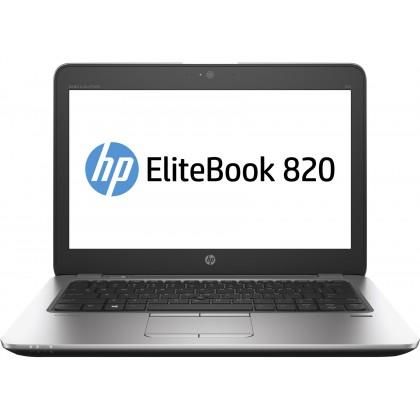 HP Elitebook 820 G3 Laptop Core i5-6200U 6th Gen 500gb HDD Warranty Windows 10
