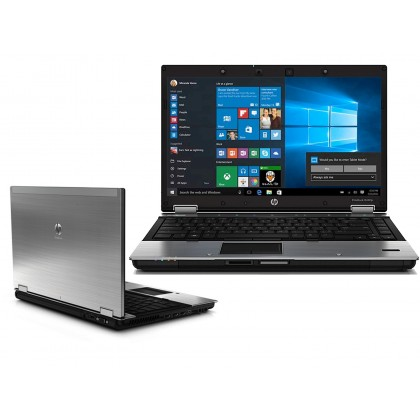 HP EliteBook 8440P Laptop Quad Core i5-3320M  8GB RAM 500GB HDD Warranty Windows 10