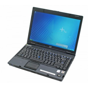 HP NC6400  Widescreen Laptop Windows 7, 2GB RAM, 80GB HDD