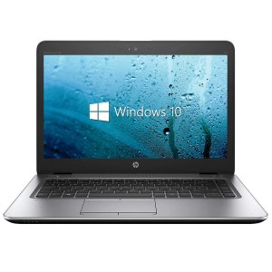 HP EliteBook 745 G2 Laptop Core i5-4300U 4th Gen 128GB SSD HDD Warranty Windows 10