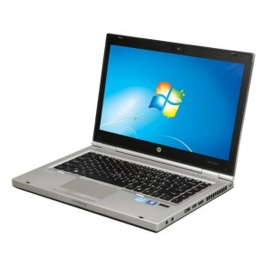 HP Elitebook 8460P i5 Laptop, 320GB HDD, Wireless, Windows 10, Warranty