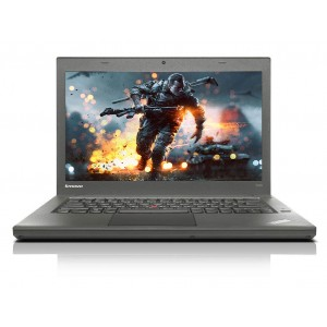 Lenovo Thinkpad T440p Gaming Laptop with 4GB Memory, Warranty, Wireless, 4th Generation