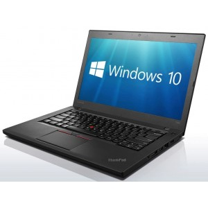 Lenovo Thinkpad T460 Gaming Laptop i5 2.30GHz 5th Gen 8GB RAM 500GB HDD Warranty Windows 10 Webcam