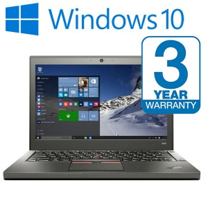 Lenovo Thinkpad X240 Laptop i5 2.60GHz 4th Gen 8GB RAM 500GB HDD, 3 Year Warranty, Windows 10
