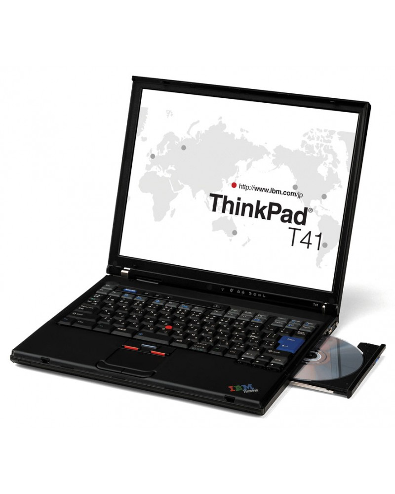 Intelindia: Ibm Thinkpad T41 Laptop