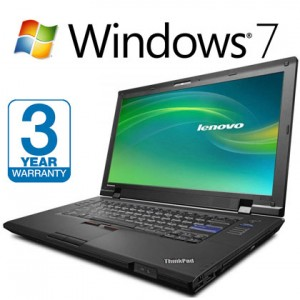 Lenovo Thinkpad T410 3 Year Warranty 8GB Memory, 1TB HDD,  i5 Processor Laptop
