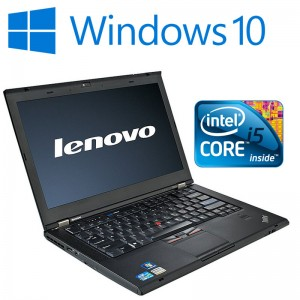 Lenovo Thinkpad T420 i5 Laptop with 4GB Memory, Warranty, Wireless, Windows 10