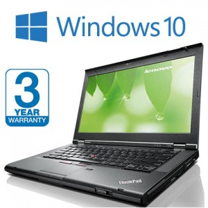 Lenovo Thinkpad T430, 3 Year Warranty, i5 2.60GHz 3rd Gen 8GB RAM 500GB HDD Warranty Windows 10 Laptop