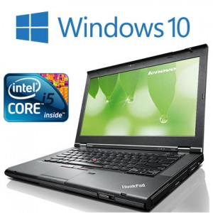 Lenovo Thinkpad T430 Laptop i5 2.60GHz 3rd Gen 16GB RAM 240GB SSD Warranty Windows 10 Webcam