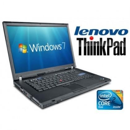 Ibm Lenovo Thinkpad T61 Laptop, 80GB HDD, Wireless
