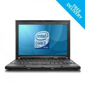 Lenovo IBM Thinkpad X200 Laptop, Small & Portable