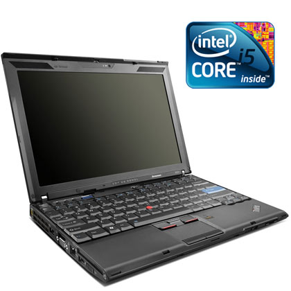 Lenovo Thinkpad X201 Laptop 8GB RAM, 1TB HDD, i5