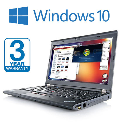 Lenovo Thinkpad X230 3 Year Warranty Laptop i5 2.90GHz 3rd Gen 16GB RAM 1TB HDD Windows 10