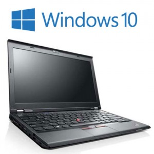 Lenovo Thinkpad X230 Laptop i5 2.90GHz 3rd Gen 8GB RAM, 120GB SSD HDD Warranty Windows 10