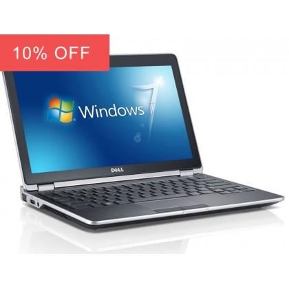 Dell Latitude E6220 Laptop, HDMI, Widescreen Intel Core 2350M 2.10GHz, 4GB RAM, Wireless, 2 Year Warranty