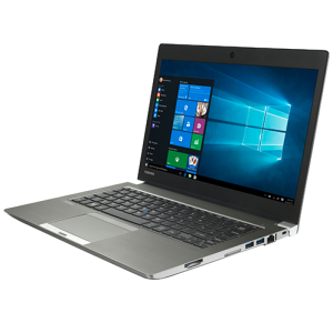 Toshiba Portégé Z30 i5 4th Gen Laptop with Windows 10,  4GB RAM, SSD, HDMI, Warranty, Webcam