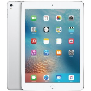 Apple iPad Pro Silver 9.7-inch 32GB Wi-Fi iPad iOS 13 Retina Display Fingerprint Reader