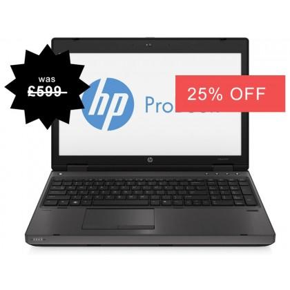 HP Probook 6570b Laptop Core i7 3540M 3.00GHz 3rd Gen 320GB Warranty Windows 10