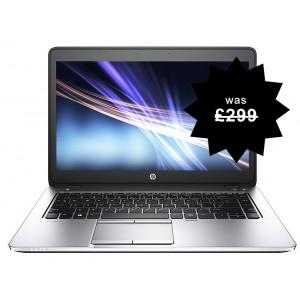 HP EliteBook 745 G2 Laptop Quad Core 4th Gen  8GB RAM 500GB HDD Warranty Windows 10
