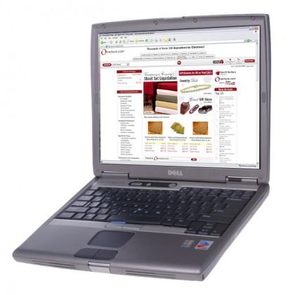 Dell Latitude D600 Laptop, 1GB, Wireless, Windows 7