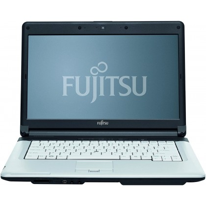 Fujitsu LifeBook S710 Widescreen laptop with Windows 10,  4GB Memory, 160GB