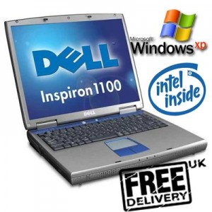 Dell Inspiron 1100 Laptop