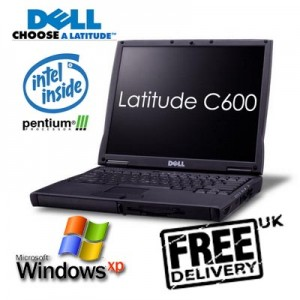 Dell Latitude C600 Laptop