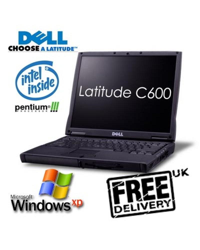 refurbished laptops dell latitude c600 laptop rh cheaplaptopcompany co uk Dell Latitude C600 Battery Dell Latitude C600 Drivers