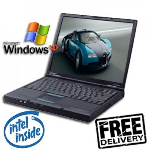 Compaq Evo N610c Laptop