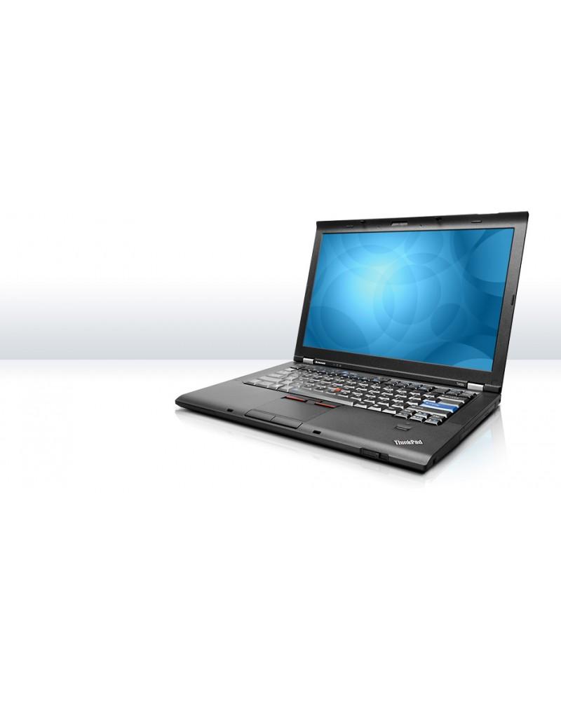 Refurbished Lenovo Thinkpad T410 Laptop 8GB i5 with a three year