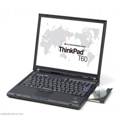 IBM/Lenovo Thinkpad T60 Laptop, Core 2 Duo, 2GB, Windows 7