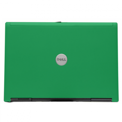 Green Dell Latitude D620 Laptop