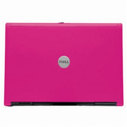 Pink Dell Latitude D620 Laptop