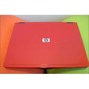 Red HP NC4200 Laptop Netbook