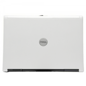 White Dell Latitude D620 Laptop