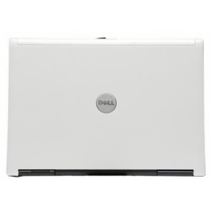 White Dell Latitude D620 Laptop