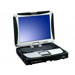 Panasonic Toughbook CF-19 Laptop, 8GB RAM, 1TB HardDrive, Intel i5, Serial, Wireless