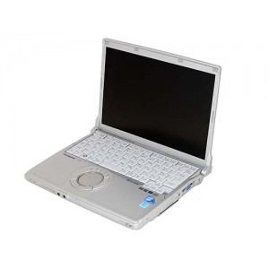 Panasonic Toughbook CF-C1 Laptop, Windows 10, Touchscreen, 4GB RAM, Intel i5, Wireless