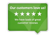 Read what our customers have to say about us.