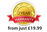 Upgrade to a 2 year warranty for �39.99